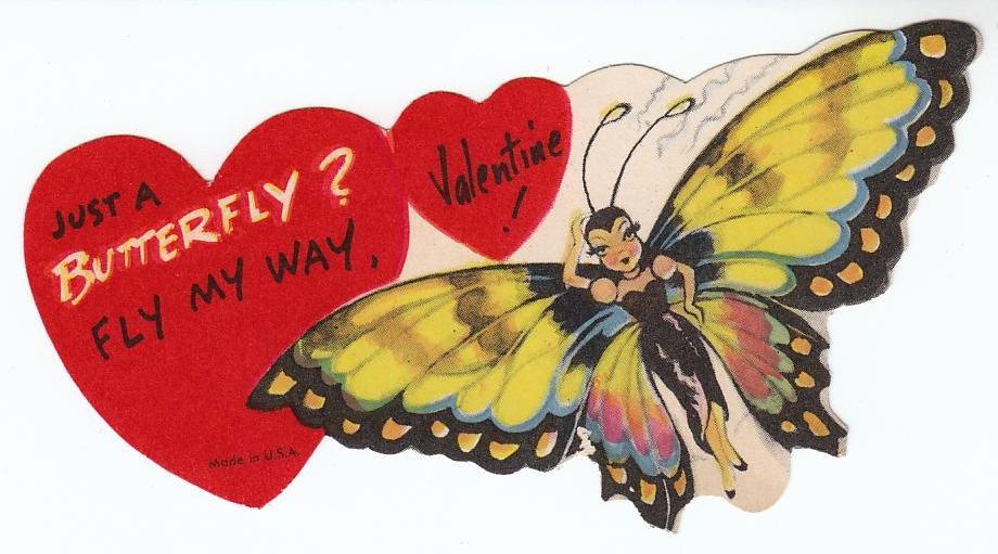 Children's Valentine, 1940–1950
