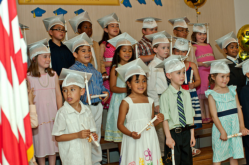 Kindergarten Graduation Ceremony 2011