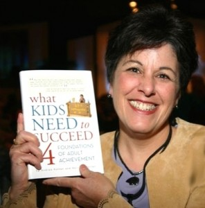 What Kids Need to Succeed lends itself to workshops for both parents and teens.
