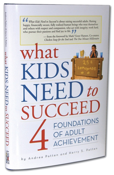 A book for parents who want to raise good grown-ups
